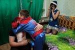 Борода из ваты: Фоторепортаж