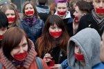 День молчания: Фоторепортаж