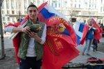 День Победы в Петербурге: Фоторепортаж