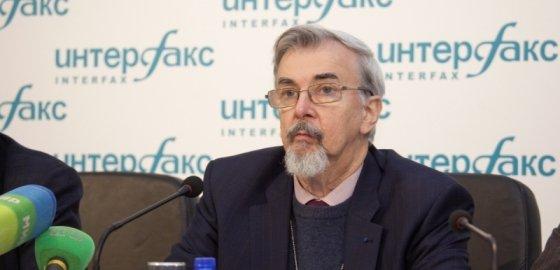Георгий Вилинбахов: «Геральдика – это тоже язык, только язык знаков»