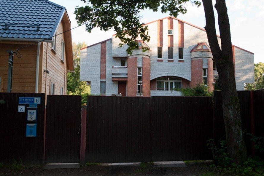 Дом творчества кинематографистов «Репино» закрыт с 2012 года