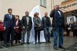 Фоторепортаж: «Открытие памятника Сергею Довлатову (04.05.2016)»