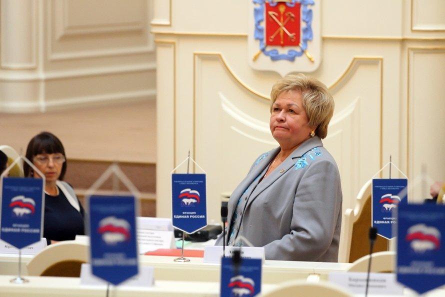 Член ли партии единая россия мария щербакова