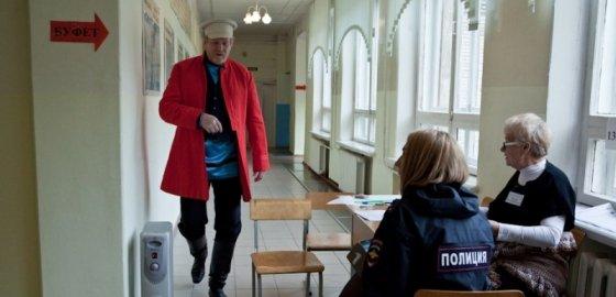 Явка на выборах в Петербурге – 25%. Итоги и комментарии единого дня голосования (онлайн)