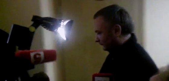 Полковника Тимченко посадили в полночь