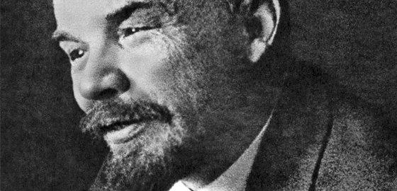 Счастливчик Ленин. Позорный мир