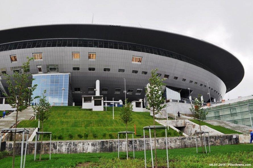 ФАС нашла нарушения в договоре по«Зенит-Арене» на950 млн руб.