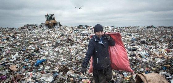 Никто не хочет чужого мусора!