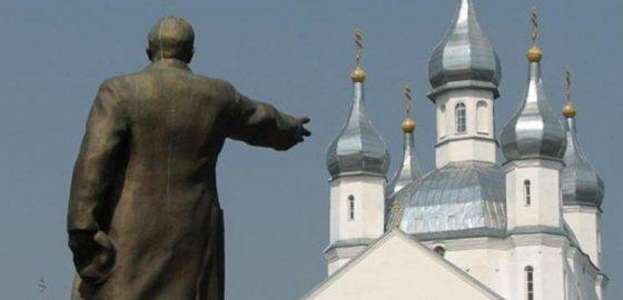 Меняем Ленина на собор