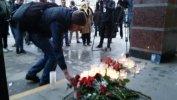 Фоторепортаж: «Теракт в петербургском метро»
