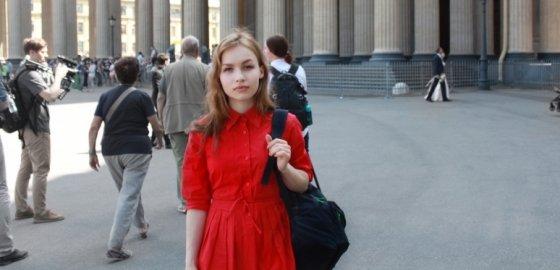Как я провела 26 марта. Студентку СПбГУ судят за участие в антикоррупционном митинге