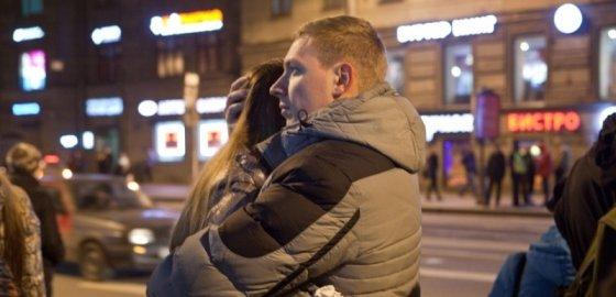 #ПитерДержись (фото+видео)