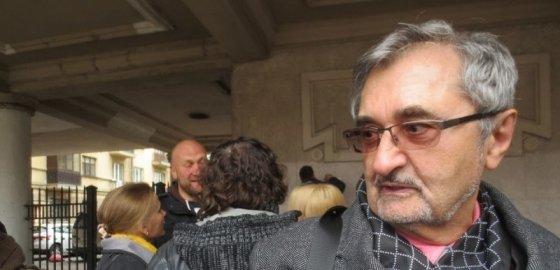 Александр Коцюбинский: «Мне кажется, что церковный маразм дошел до края»