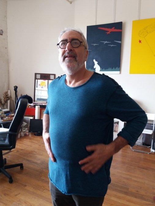 Михаил Магарил: «Мой Ленинград, как Атлантида, ушел под воду»
