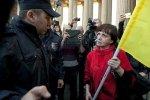 «Марш мира» в Петербурге (фото): Фоторепортаж