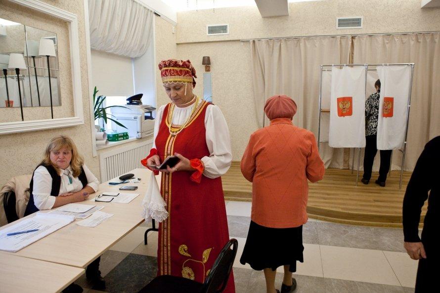 Выборы в Кузьмолово