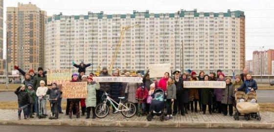 Асоциальный проект в социальном квартале