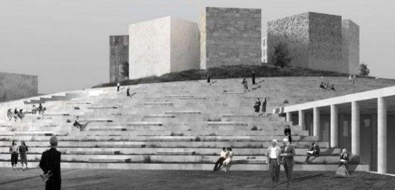 Музей блокады: победила студия Явейна
