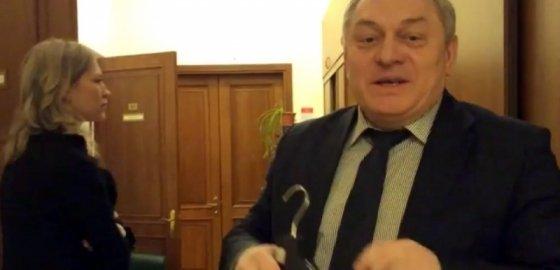 Вы куда, Владимир Михайлович?