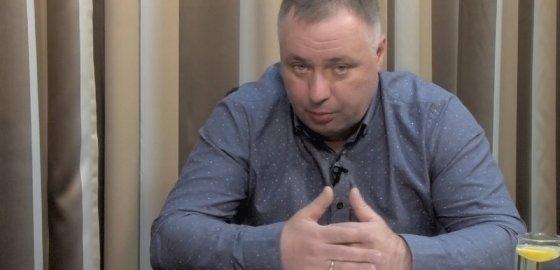 Андрей Бажутин: «Спасибо тем, кто затеял эту муть»
