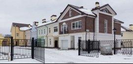 Жить рядом с дворцами и парками в современном комфортном доме – это возможно