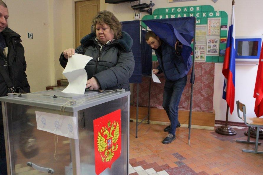 Выборы президента-2018