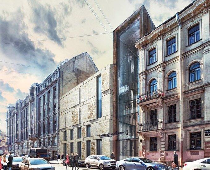 Петербургский депутат выступил против музея Достоевского
