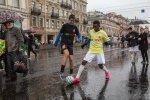 Дождливый Первомай: Фоторепортаж