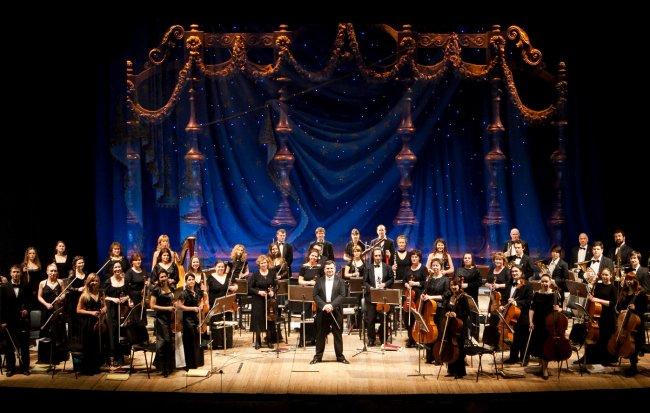 Большой симфонический оркестр Театра оперы и балета СПб консерватории им. Римского-Корсакова
