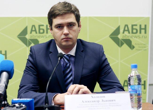 Александр Холодов // Фото: abnews.ru