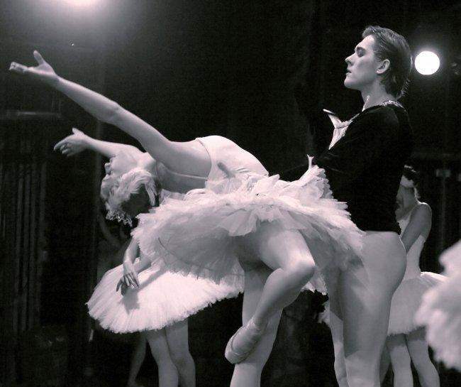 Артисты балетной труппы театра // Фото: сonservatory.ru
