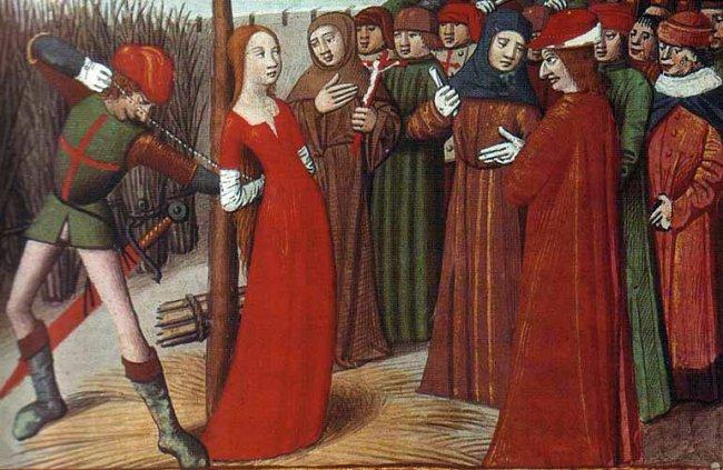 Казнь Жанны Д'Арк // Фото: wikipedia.org