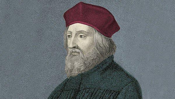 Ян Гус // Фото: wikipedia.org