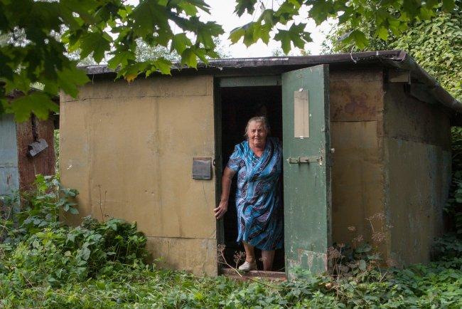 В огородничестве «Унисто» // Фото: Елена Лукьянова