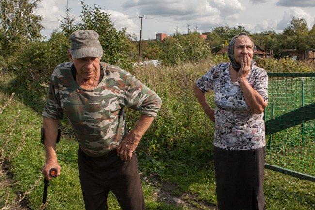 Борис Макаров вместе с супругой Инной // Фото: Елена Лукьянова