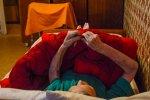 «Самое тяжелое – осознание того, что личности человека, который был твоей семьей, больше нет, болезнь ее уничтожила»: Фоторепортаж
