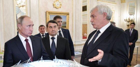 «Политическая труба» Георгия Полтавченко