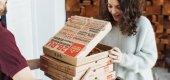 Пицца и суши спешат на помощь