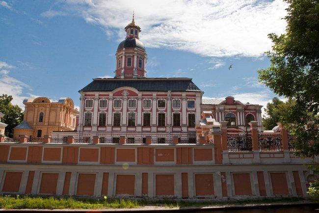 Благовещенская церковь / Фото: Елена Лукьянова