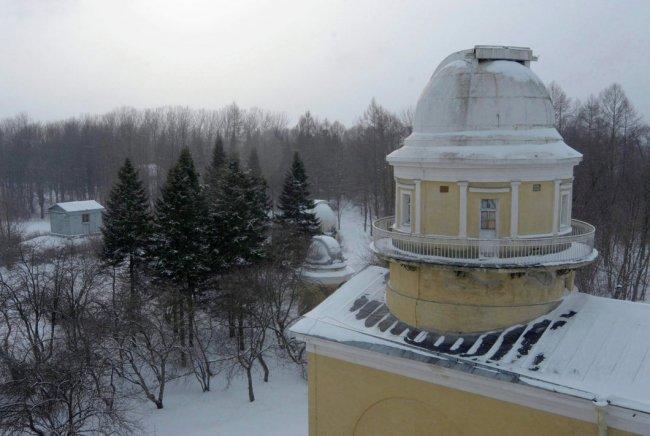Пулковская обсерватория / Фото: rapsinews.ru