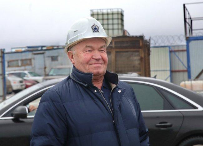 Вадим Александров. Фото: Светлана Холявчук/ Интерпресс/ТАСС