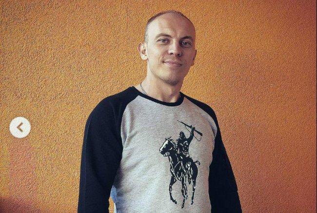 Человек, в котором Илья Шакурский  опознал оперативного сотрудника пензенского УФСБ Дмитрия N. / Фото: instagram.com