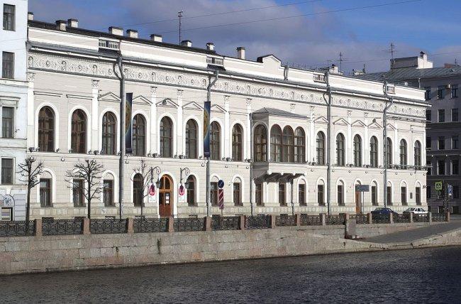 Шуваловский дворец / Фото: wikipedia.org