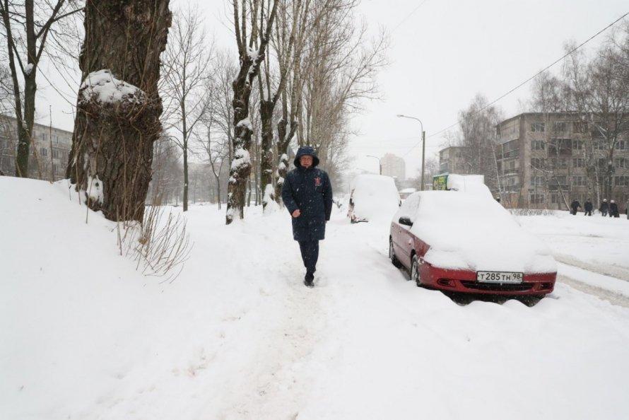 Оборудование для уборки снега в финляндии