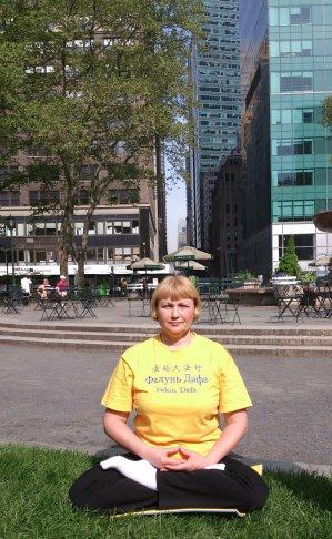 Валентина Виноградова отстаивает право читать