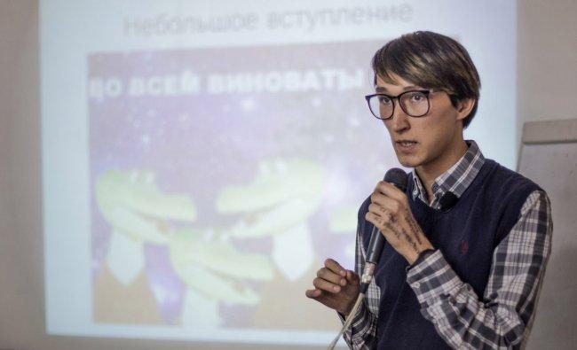 Арман Сагынбаев / Фото: из личного архива