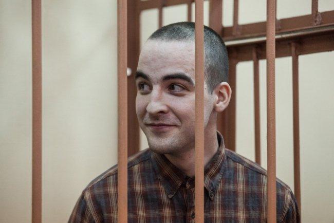Юлий Бояршинов решил признать вину в полном объеме. Фото: Елена Лукьянова / «Новая газета»