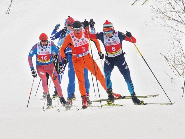 На трассе СКА / Фото: skisport.ru