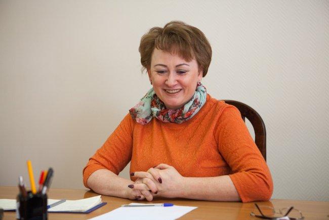 Директор школы Елена Федоренко / Фото: Елена Лукьянова