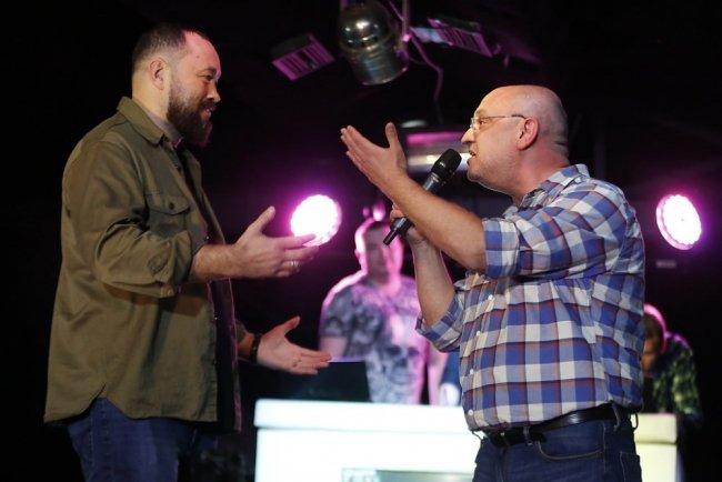 Максим Резник (справа) и Андрей Анохин. Фото: ok-inform.ru